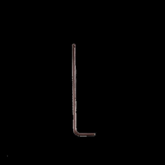 六角棒スパナ (3 mm)
