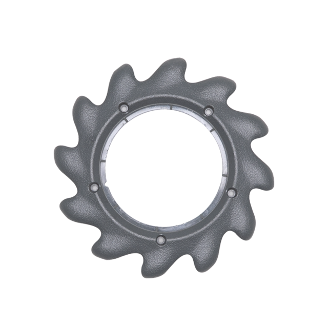 Right-Threaded Inner Hub