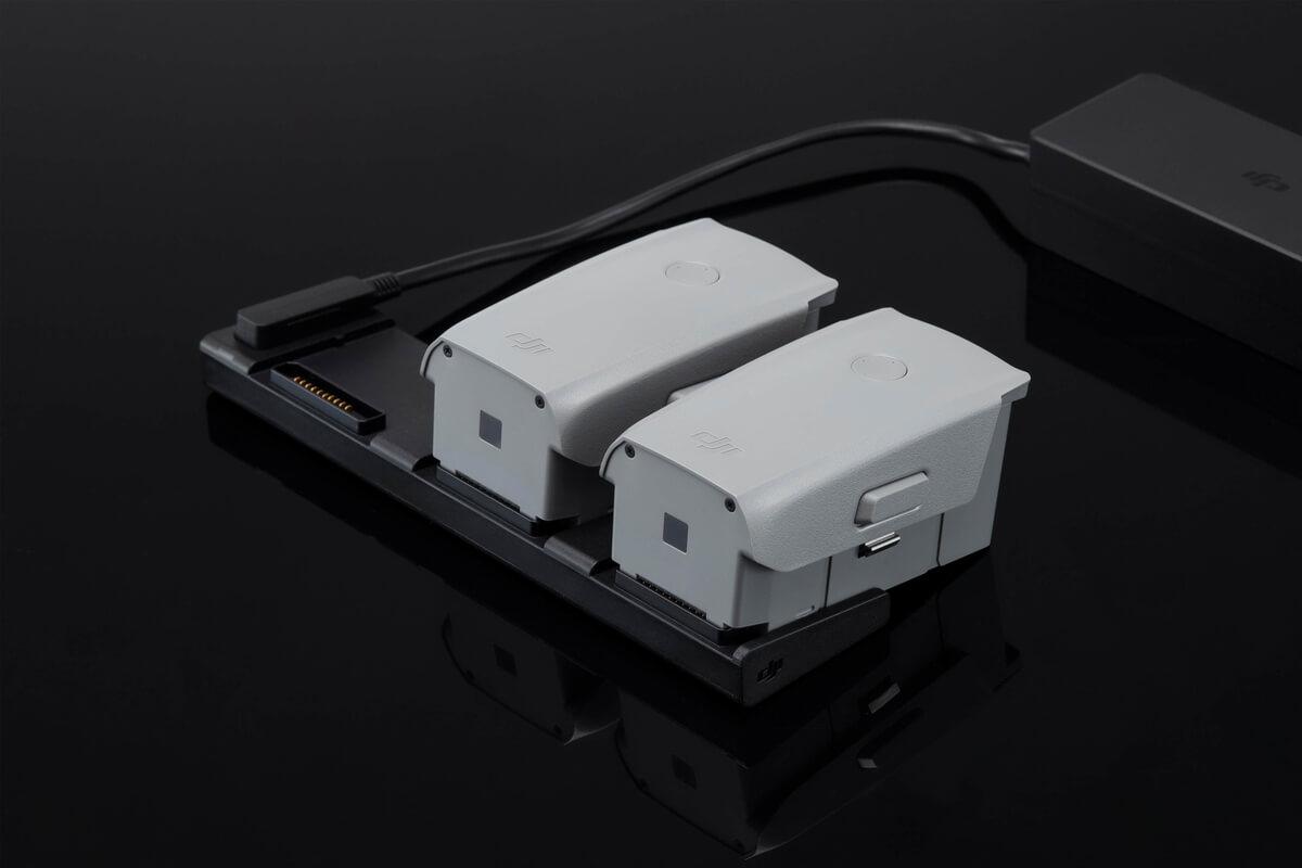 Intelligent Fast Charging Hub 100-240V Multi Battery Charger for DJI Mavic Air2