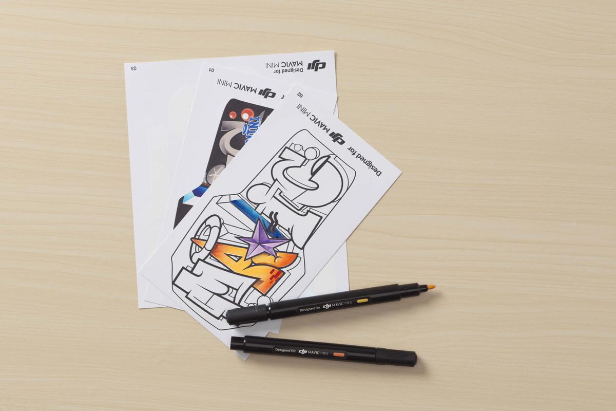 Kit creativo DIY de la Mavic Mini
