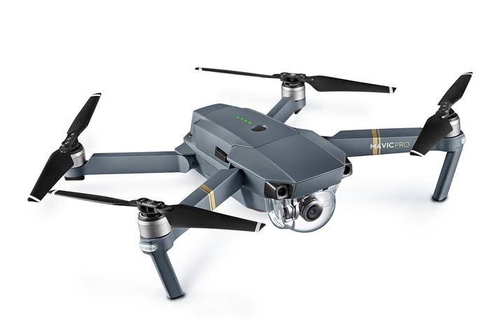 Compact 4K Stabilized Camera Flight Performance