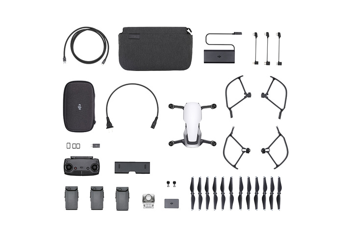 DJI Mavic Air Fly More package $999!