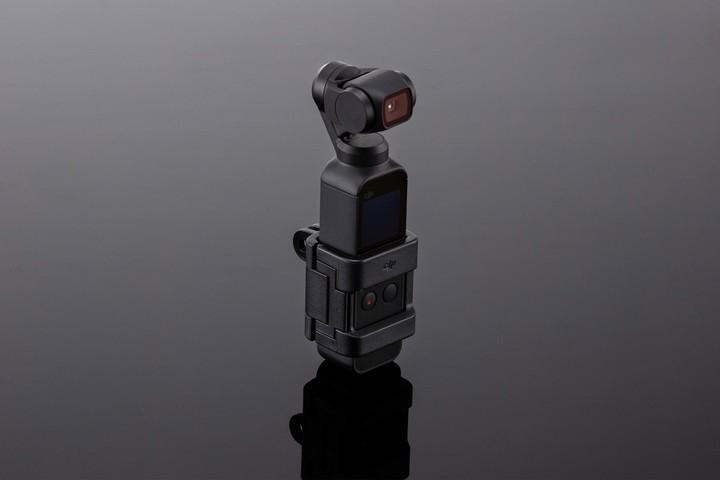 Soporte para accesorios Osmo Pocket