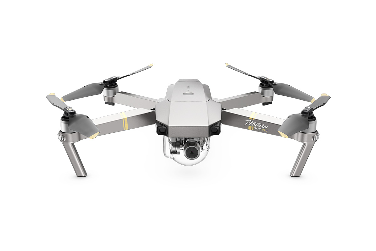 Mavic Pro Platinum (Refurbished Unit)