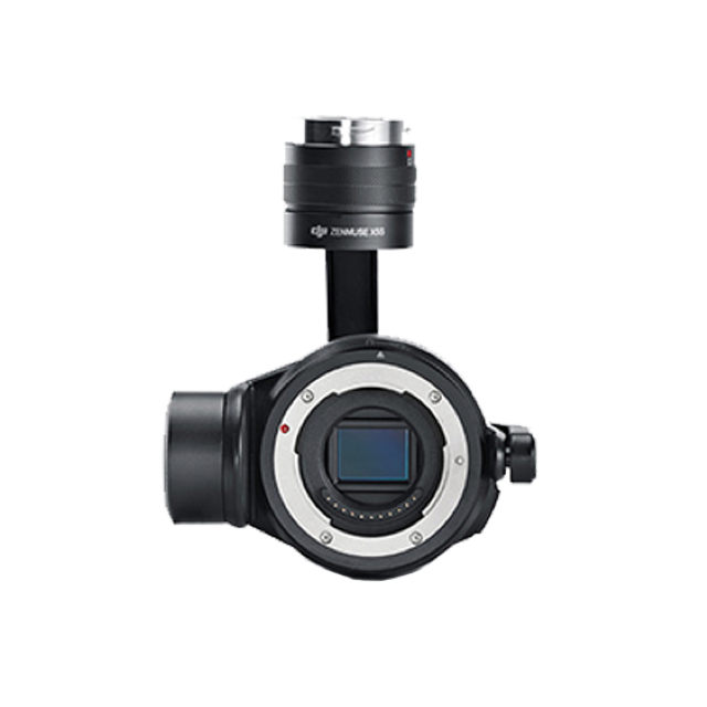 Zenmuse X5S Gimbal and Camera (Lens Excluded)