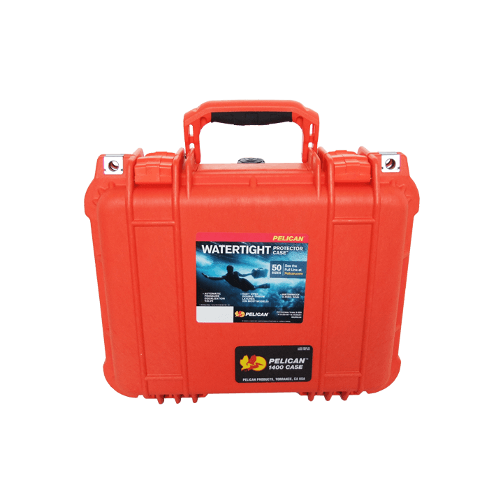 Pelican Mavic Pro Protector Case (Orange)