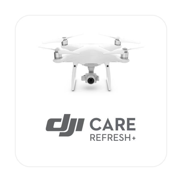 DJI Care Refresh + (Phantom 4 Pro Series)