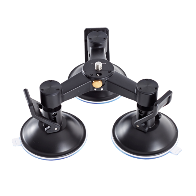 Osmo Triple Mount Suction Cup Base