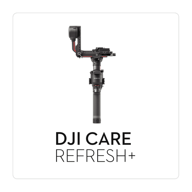 DJI Care Refresh+ (DJI RS 2)